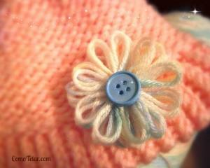 Flor en Telar