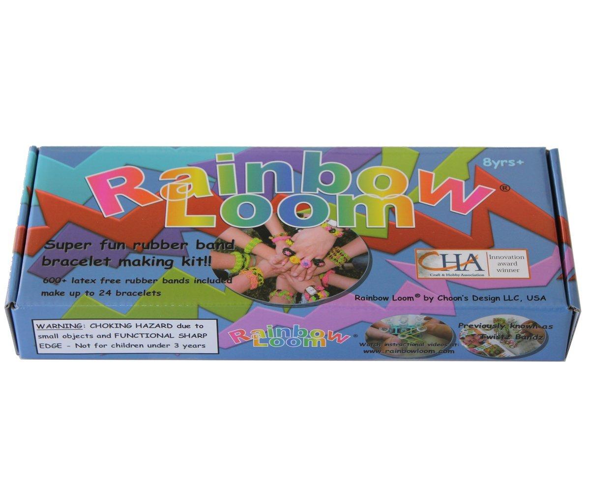 Rainbow Loom en Español ComoTelar.com