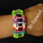 Rainbow Loom Ladder – Vídeo Tutorial en Español